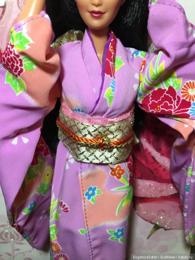 девушки японская барби фото далеком
