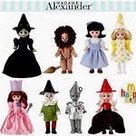 Малыши от Madame Alexander для Mc'Donalds