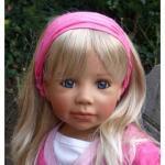Продам коллекционную куклу от  Monika Levenig Lindsay! Продана