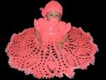 Продам праздничный костюм для куклы