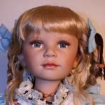 Фарфоровые куклы RF Collection, фото