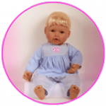 Sabrina Colleen - кукла my Baby So Real