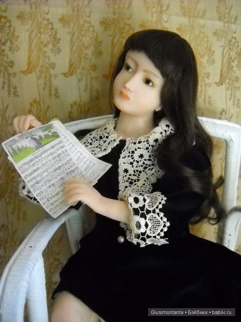 Авторские куклы из полимерной глины своими руками фото 830
