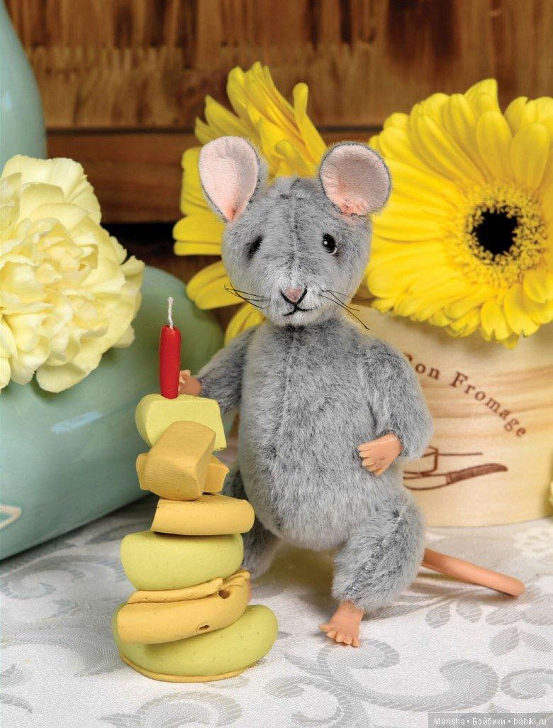 Мышь своими руками фото с выкройками фото 963