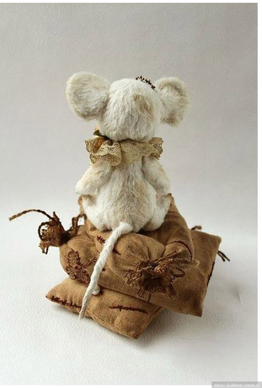 Мышь сшить своими руками фото 441