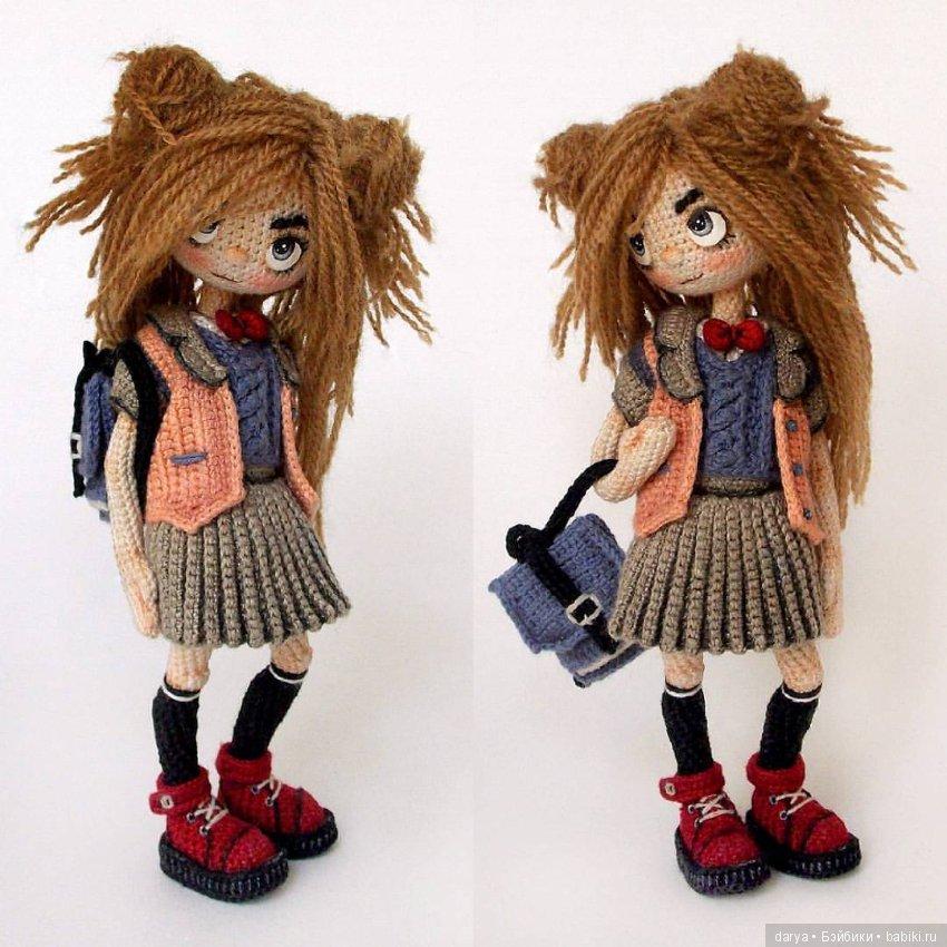 вязанные куклы юлии барановой оригинальные и смешные авторские