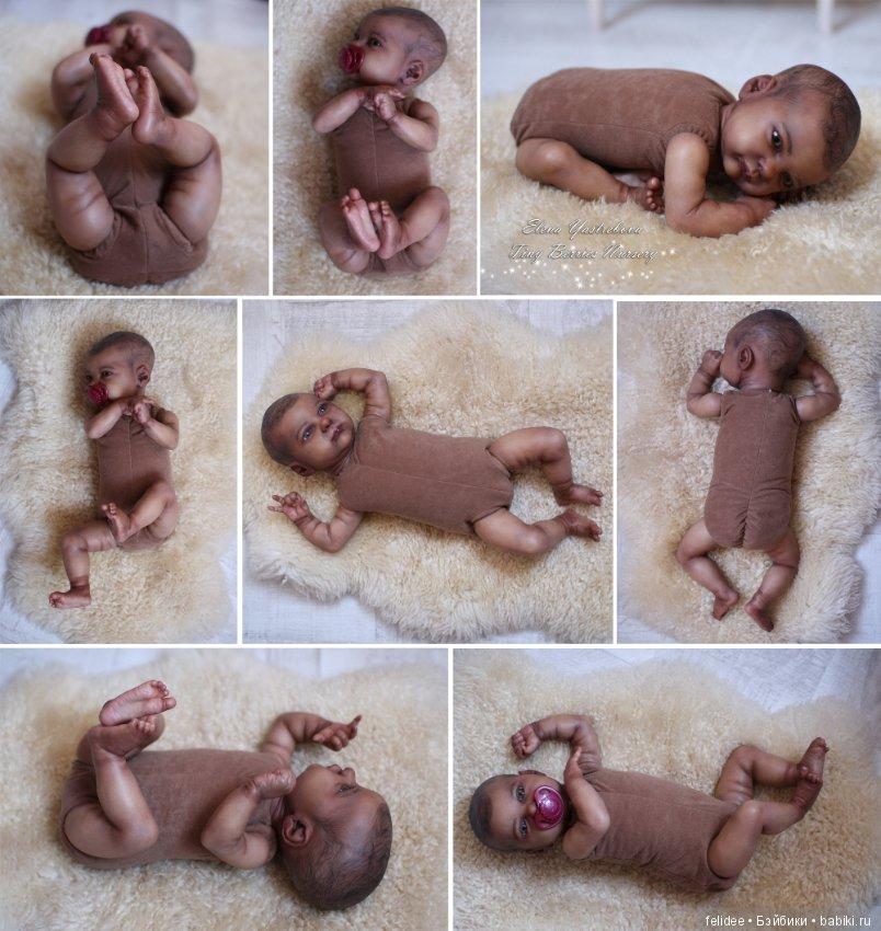 Выкройка куклы реборн