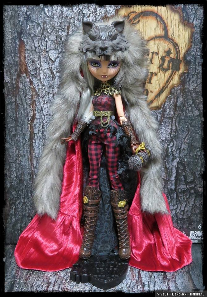 кукла сериз худ комик кон типа морской охотник