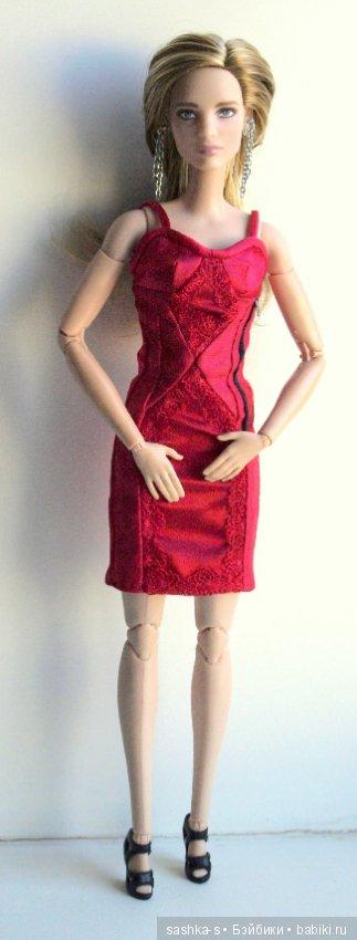 Барби Наталия Водянова, гибрид, есть фото нюд / Куклы