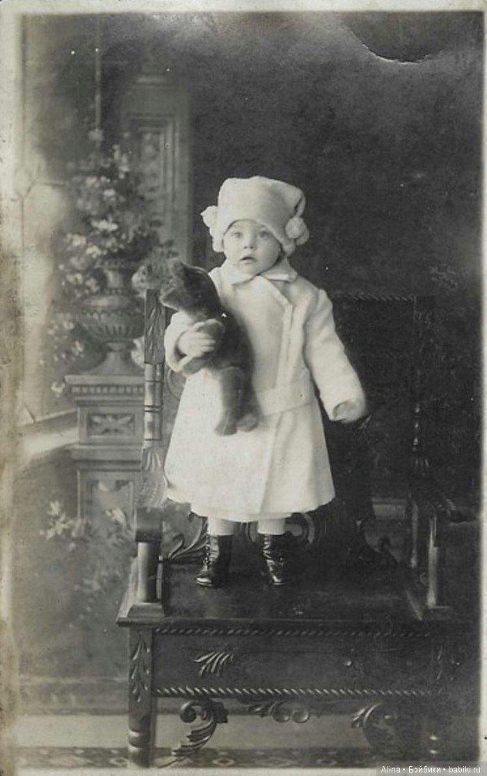 Старинные картинки с мишками, маме день