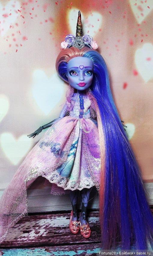 Единороги приносят счастье или много волшебства в одной кукле