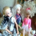 Мои девченки - куклы Джуки