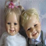 Первый мальчик в моём кукольном семействе... и не один