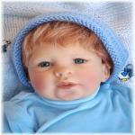 Коллекционная кукла Toby от Кати Шнайдер и Рут Кунц