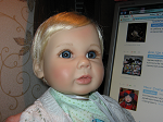 Тимми, коллекционная кукла with Heart and Soul