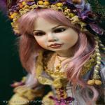 Хрупкое обаяние - Sylvia Weser dolls. Куклы Сильвии Везер