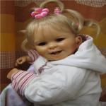 Малышка Леночка. Линхен на подиуме
