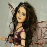 Фея Пробуждения. Авторская кукла Елены Коноваловой