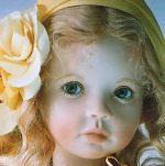Фарфоровые куклы Roelie Broeksma-Muller